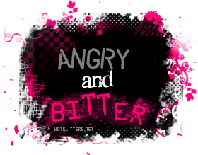 Angry Bitter picture